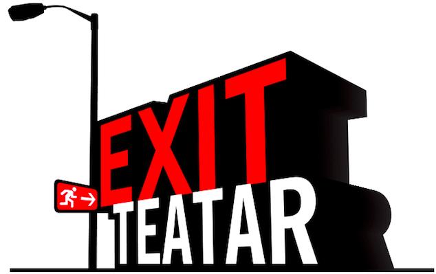 teatar exit logo